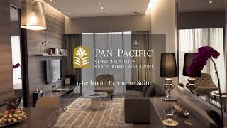 One Bedroom Executive Suite - Pan Pacific Serviced Suites Beach Road