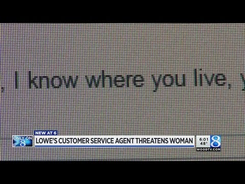 GR woman: Customer service chat ended with obscenities
