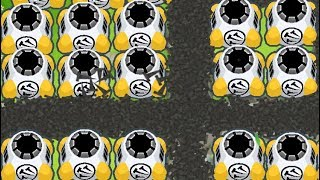 Bloons Tower Defense 6 - Spike Factory Only on Hard Mode