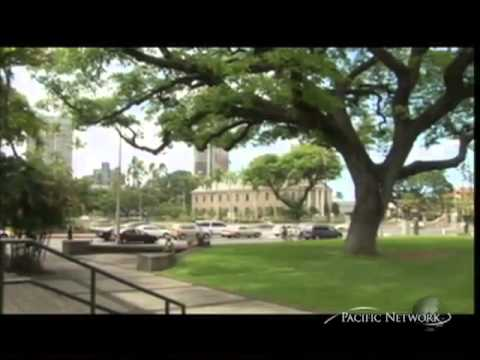 Honolulu Landmarks - Hawaii State Library