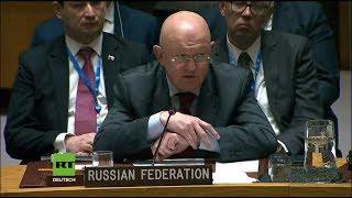 МОЛОДЕЦ! Русский высказал в ООН своё мнение.  США vs. Россия ( русская озвучка )