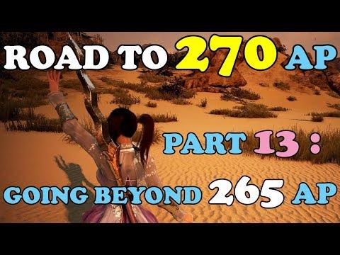 BDO - Road To 270 AP Part 13: Going Beyond 265 AP