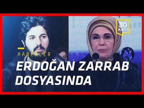 Erdoğan Zarrab dosyasında…ABD elçisi sert çıktı…HSK'dan yeni ihraç…Türk aile kayıp…Nobel Barış Ödülü