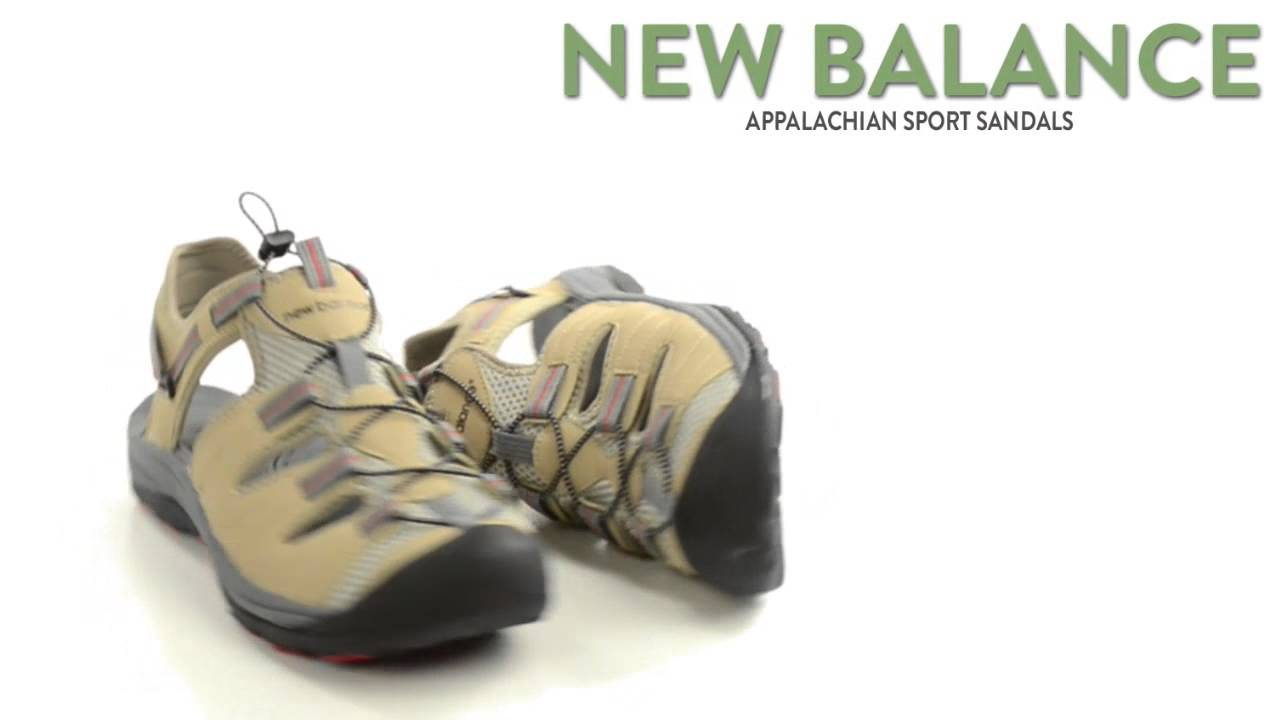 New Balance Appalachian Sport Sandals