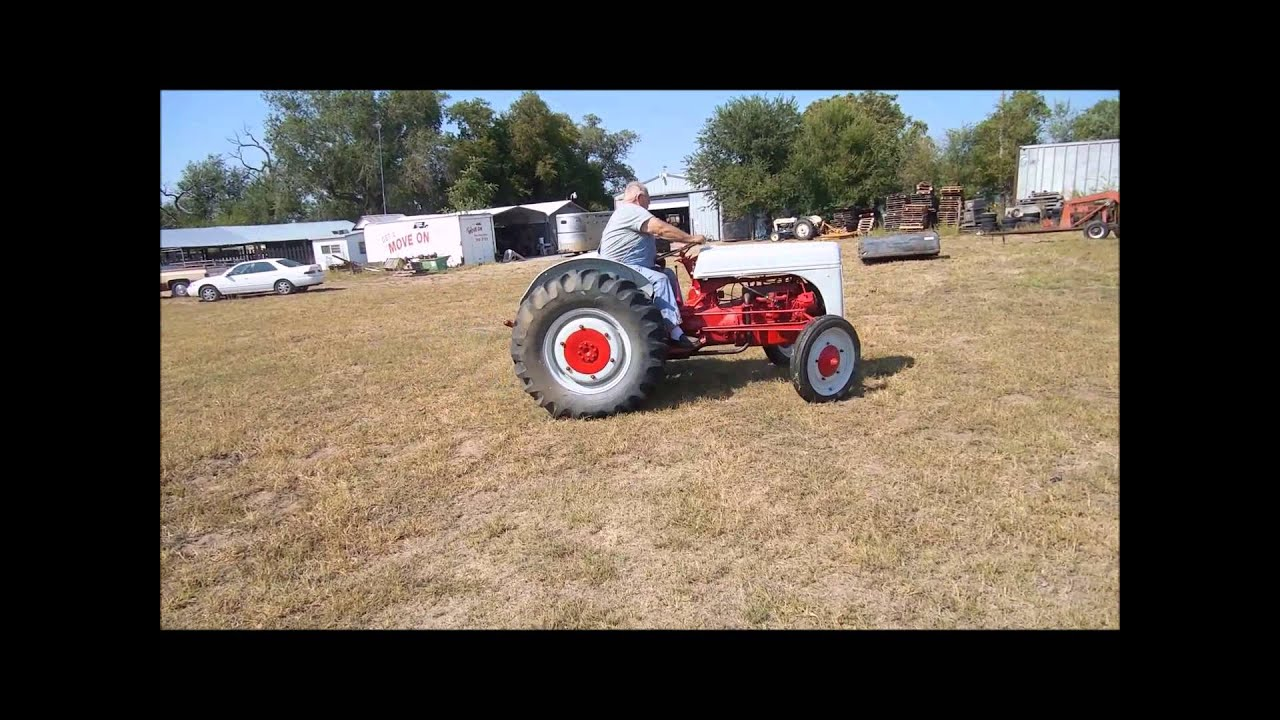 Smith 8n Tractor Pto Diagram Unlimited Access To Wiring Ford 9n For Sale Sold At Auction October 22 2014 Youtube Rh Com Sherman Transmission
