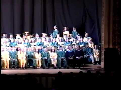 Marion L. Steele High School - Graduation, 2000
