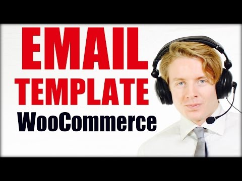WooCommerce – How to create a custom email template 2016