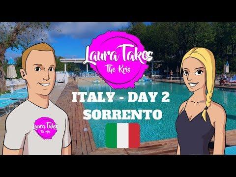 Italy   Day 2   Sorrento   TUI Sensimar Nastro Azzurro