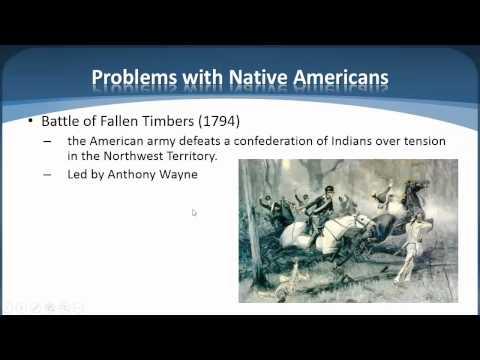 The Federalist Era: Washington