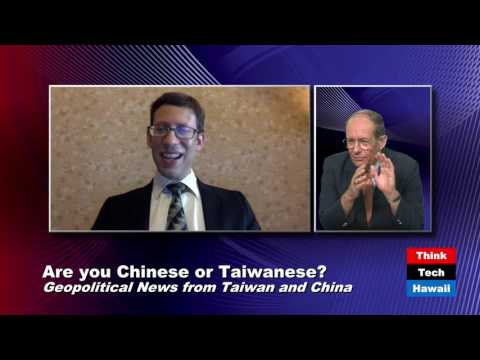 Are you Chinese or Taiwanese