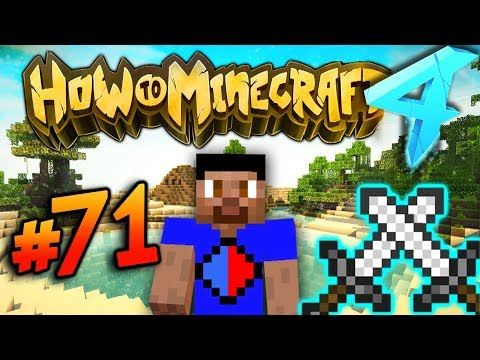 CAPTURE THE WOOL EVENT! - HOW TO MINECRAFT S4 #71