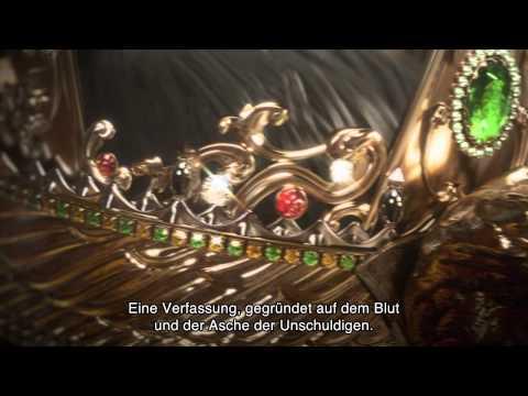 """Assassin's Creed 3 - Der offizielle """"Die Tyrannei von König George Washington""""  Trailer [DE]"""
