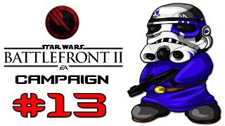 Star Wars Battlefront II - Campaign | Let's Play Ep.13 | Discoveries [Wretch Plays]