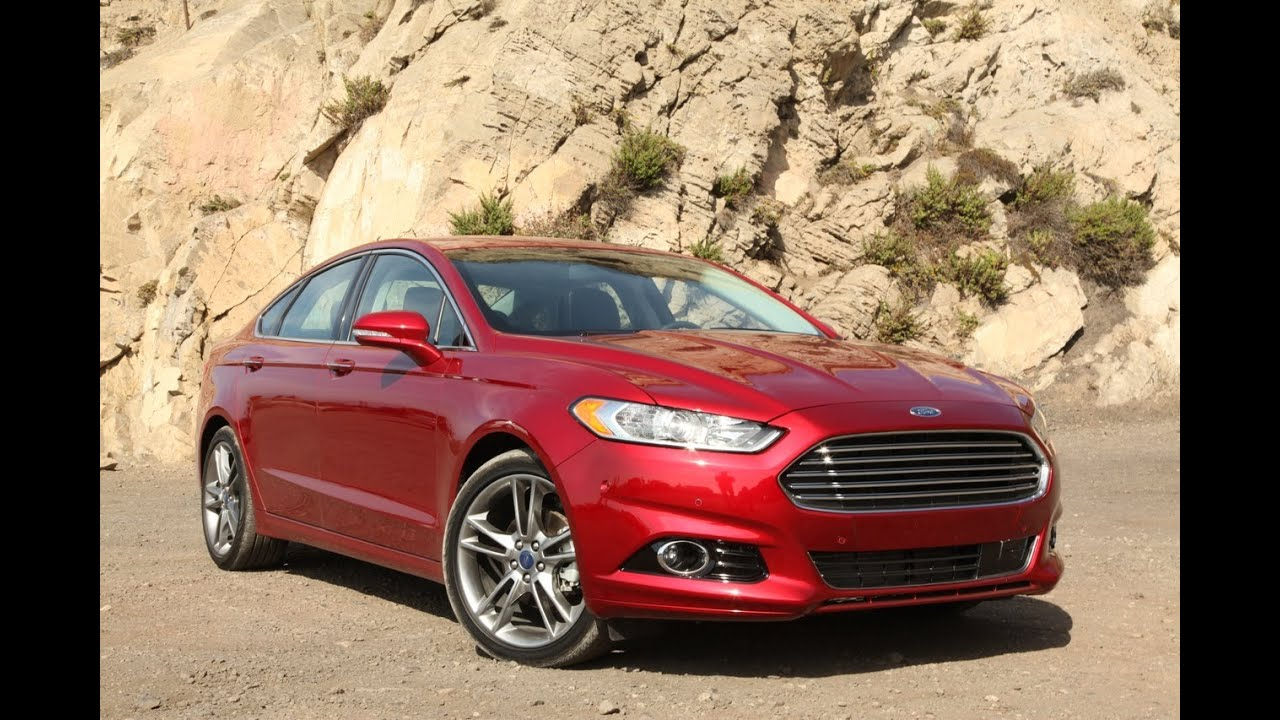 2013 ford fusion review because sexy sells youtube. Black Bedroom Furniture Sets. Home Design Ideas