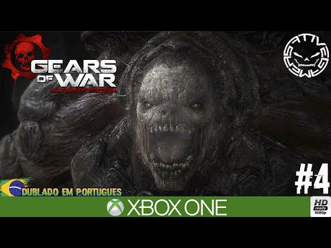 GEARS OF WAR ULTIMATE EDITION #4 BOSS BERSERKER - COOP CAMPA