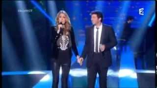 Céline Dion et Patrick Bruel - Qui a le droit [celine-dion.fr]