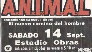 A.N.I.M.A.L - Obras 14-09-96