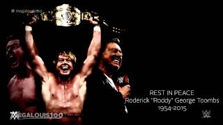 "Rowdy Roddy Piper 3rd and Last WWE Theme Song - ""The Green Hills of Tyrol"" With Download Link"