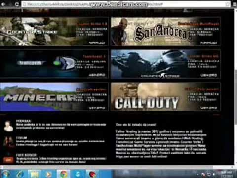 Game Hosting Template [Download link] - YouTube