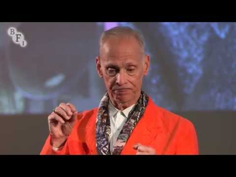 John Waters: on stage with the 'Pope of Trash'   BFI