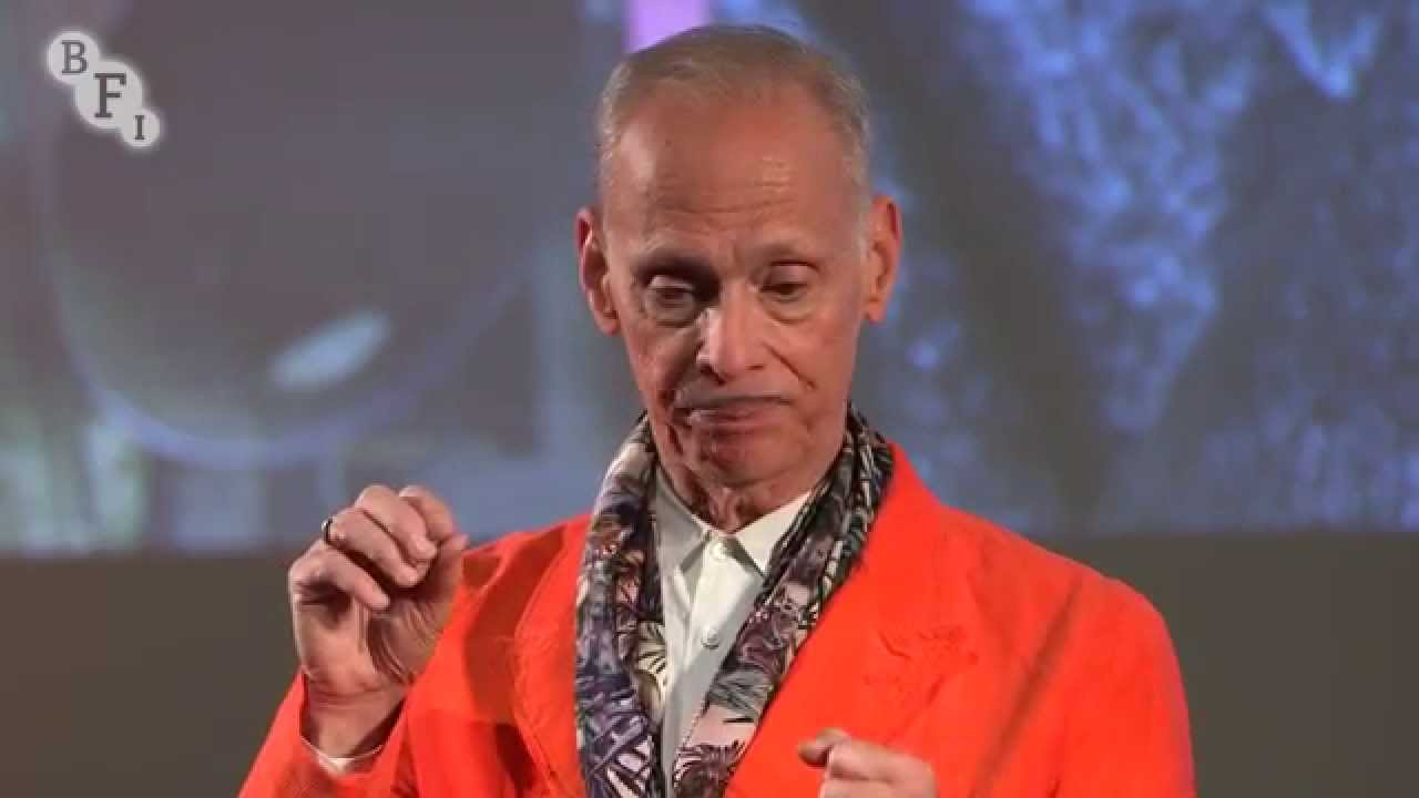 John Waters: on stage with the 'Pope of Trash' (Extended) | BFI ...