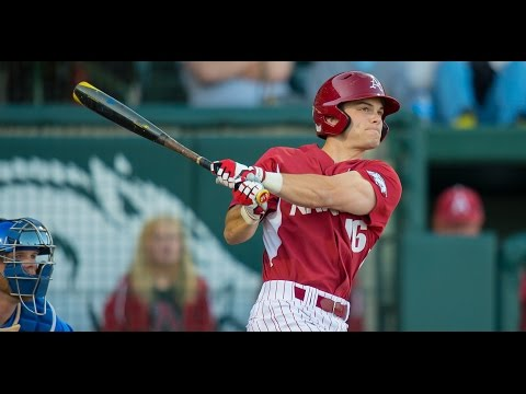 Benny Baseball || Arkansas OF Andrew Benintendi Highlights ᴴᴰ