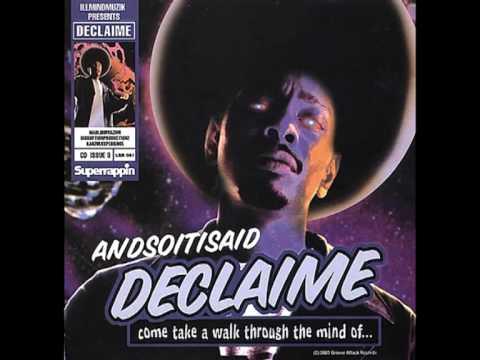 Declaime - Asylum Walk