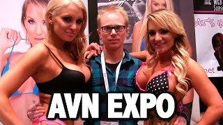 Joe Goes To AVN Expo