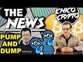 Crypto News w/ Chip. XRP Coinbase $589? Binance & Fetch AI ICO Scam? Eth Dev War!