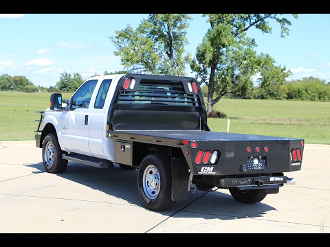 F250 Short Bed For Sale >> CM RD® truck bed RondoCMRD - YouTube