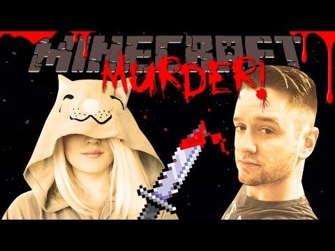 Minecraft MURDER w/ Chad Alan!