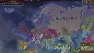 EU4 - Timelapse -  RightsOfMan…