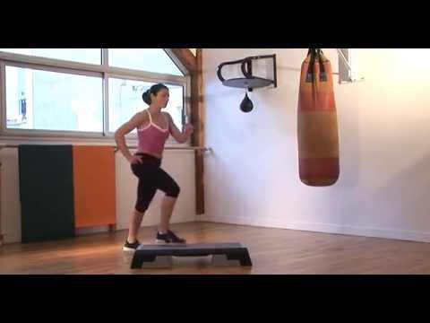 Body Tonic Step and Stretching