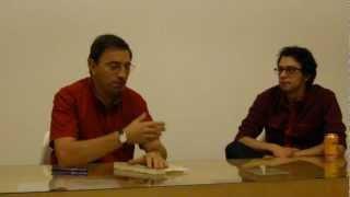 Los hermanos cuervo, novela de Andrés Felipe Solano. El autor conversó con José Zuleta. 1 de 2