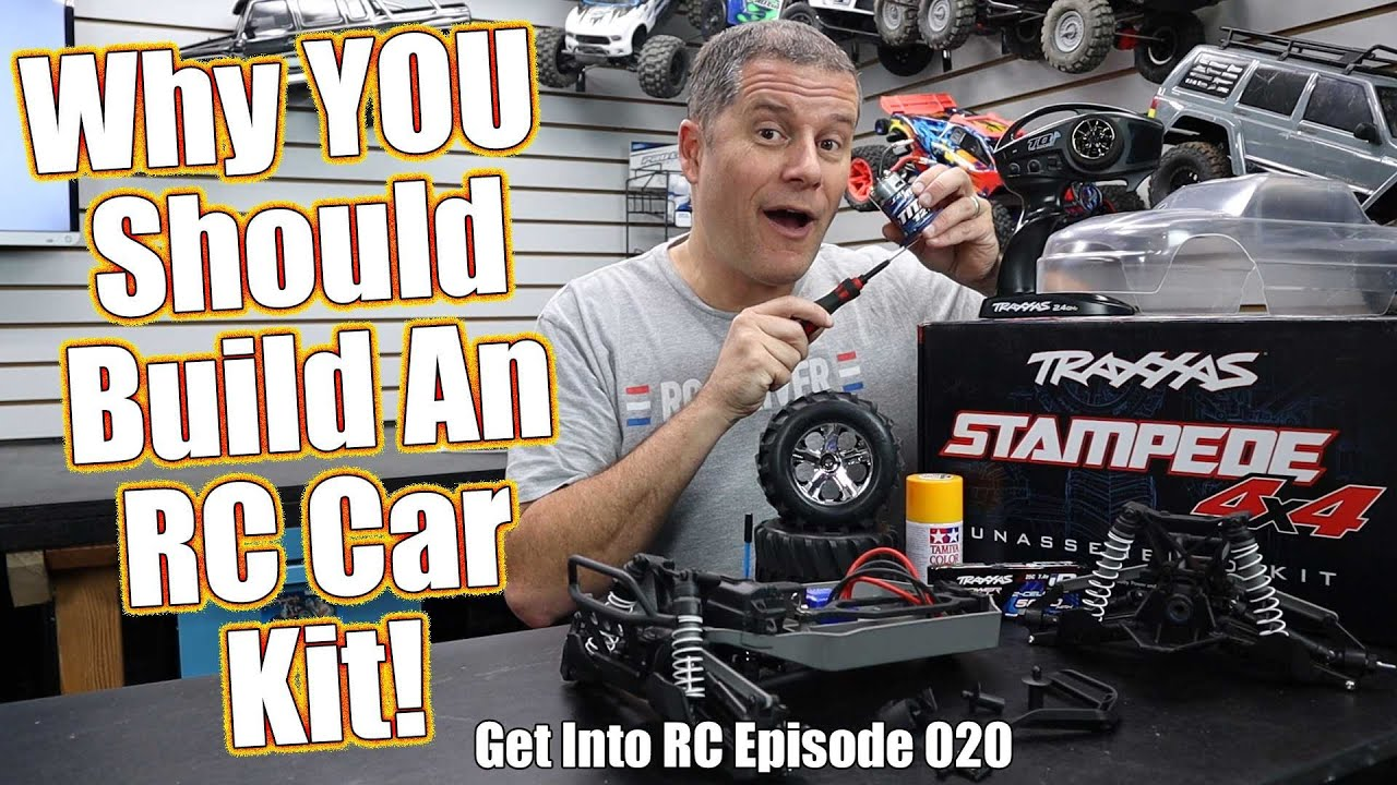 You Should Build An Rc Car Kit 10 Reasons Why And What You Ll Learn Get Into Rc Rc Driver Youtube