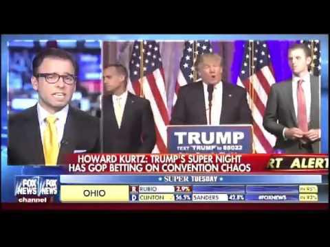 Ian Prior on Fox News March 16, 2016