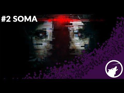 #2 Soma  -  Underwater Horror!|KayWolf Let'sPlay