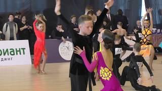 спортивные танцы - КУБОК ЮЖНОГО УРАЛА 2019