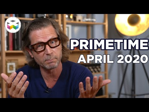 PRIMETIME - Watchmaking In The News - April 2020