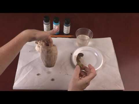 EDU024 Egypt Canopic Jar Decorating Instructions