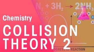 Collision Theory & Reactions - Part 2 | Reactions | Chemistry | FuseSchool