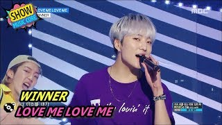 Video [Comeback Stage] WINNER - LOVE ME LOVE ME, 위너 - 럽미럽미 Show Music core 20170805 download MP3, 3GP, MP4, WEBM, AVI, FLV Agustus 2017