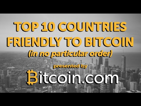 Top 10 Countries Friendly to Bitcoin - Bitcoin.com #2