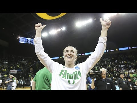 Highlights: Sabrina Ionescu earns 10th career triple-double, Oregon routs Seattle U in NCAA tourney