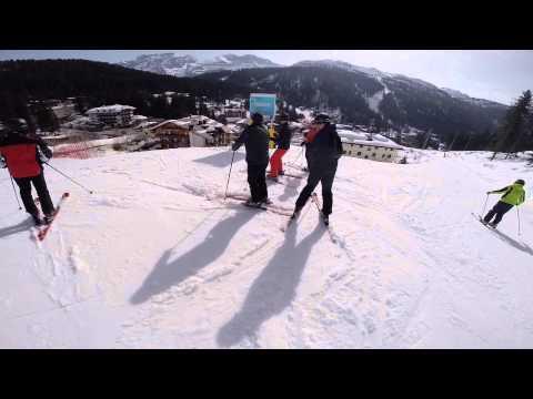 Ski Folgarida 2014 #GoProHero3+