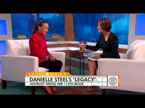 Danielle Steel Writes 113th Book