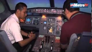 Di mana MH370 ACARS dan transponder dalam kokpit pesawat