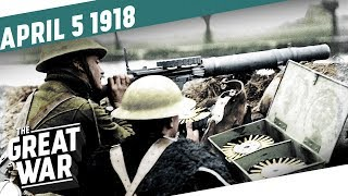 Operation Michael Runs Out Of Breath I THE GREAT WAR Week 193