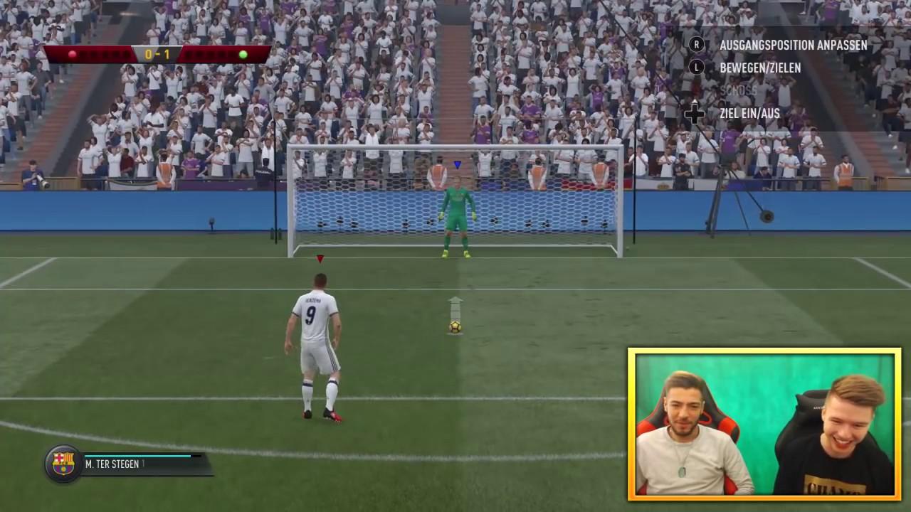 Fifa 17 Elfmeter