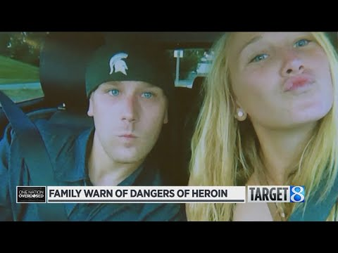 Rockford mom on son's heroin death: 'It's right here'
